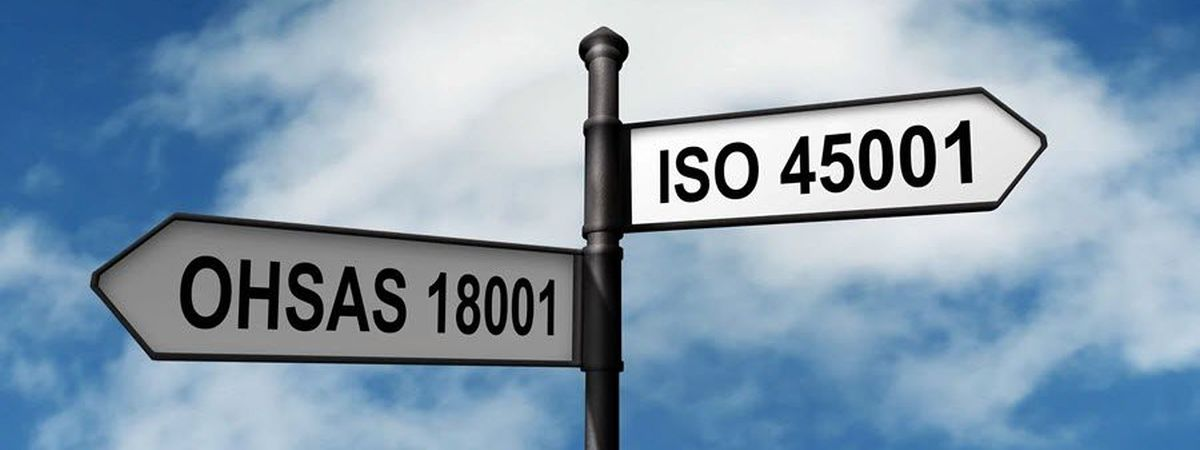 ISO 45001 migration