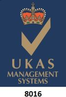 UKAS Accreditation Symbol